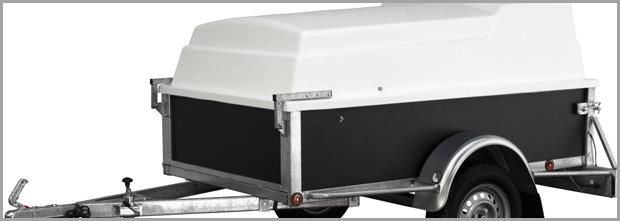 remorque double essieux kapaza